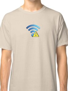 Wi-Fi Error Geek Chic Tee Classic T-Shirt