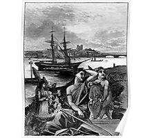 Rule Britannia. Poster