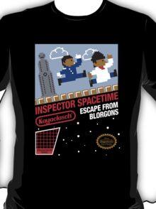 8-Bit Inspector T-Shirt