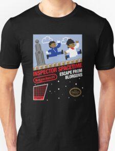 8-Bit Inspector Unisex T-Shirt