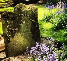 Graveyard Headstone by LeeJo3