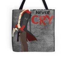 Devils Never Cry Tote Bag