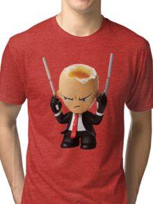 Hitman Eggsolution Tri-blend T-Shirt