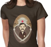 H. G. Wells Womens Fitted T-Shirt