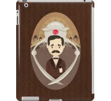 H. G. Wells iPad Case/Skin