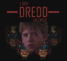 I see DREDD people! by MrPeterRossiter