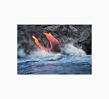 Lava Flow at Kalapana 15 Classic T-Shirt