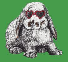 Lolita Bunny One Piece - Short Sleeve