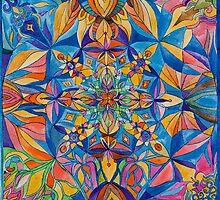 Mandala by Ruta Dumalakaite