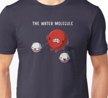 The Water Molecule Unisex T-Shirt