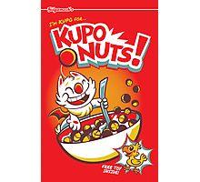 Kupo Nuts Photographic Print