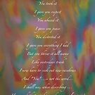 New Rainbows that do not include You.... by linmarie