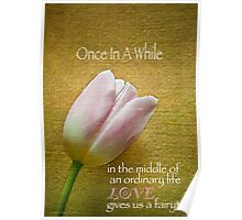 Once In A While Poster