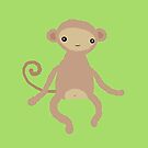 Baby Monkey by Sophie Corrigan