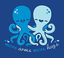 More Arms More Hugs by murphypop