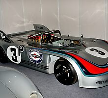 Porsche 908-3 by Willie Jackson