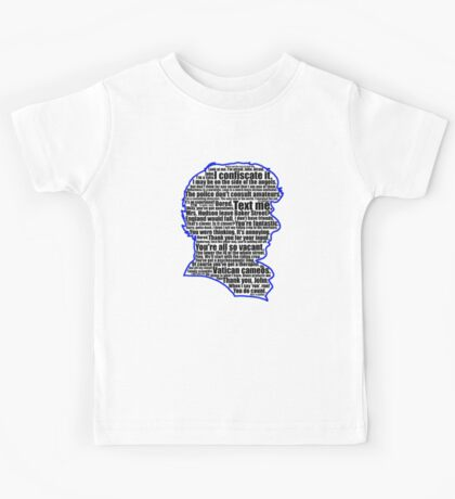 The Consulting Detective Kids Tee