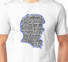 The Consulting Detective Unisex T-Shirt
