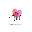 Thumb-body Loves You by Holly Hatam