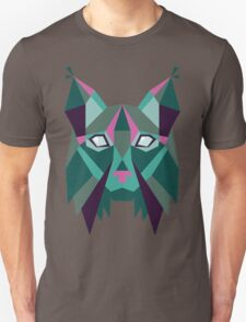 GEOMETRIC LYNX T-Shirt