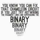 Binary by LeaGerard