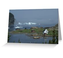 That's so Newfoundland! Greeting Card