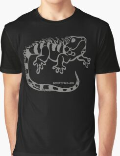 Lizard Graphic T-Shirt