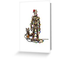 Guardians of the Holidays Greeting Card