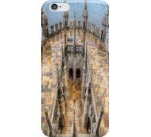 Ramparts Of The Torre de Belem iPhone Case/Skin