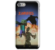 Zombies - The Gathering iPhone Case/Skin