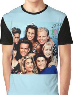 90210-cast Graphic T-Shirt