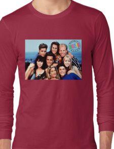 90210-cast Long Sleeve T-Shirt