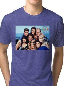 90210-cast Tri-blend T-Shirt