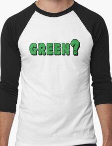 Earth Day Green? Men's Baseball ¾ T-Shirt