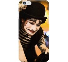 Painted Clown iPhone Case/Skin