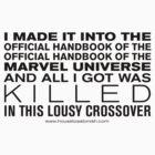 Official Handbook – Black by HouseToAstonish
