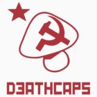 DeathCaps Tribe Alternate colors: red by Tag-Ink