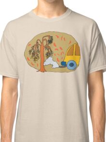 Earth Day Stop Air Polution Classic T-Shirt