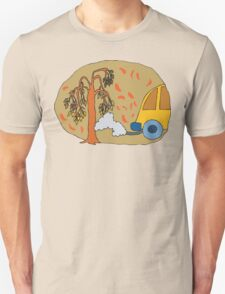 Earth Day Stop Air Polution Unisex T-Shirt