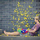And the Yellow Petals Fall by Handy Andy Pandy