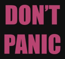 Don't Panic by KittenPokerUK