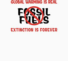Earth Day Stop Using Fossil Fuels T-Shirt