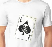 Death Card Unisex T-Shirt
