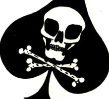 Death Card Sticker