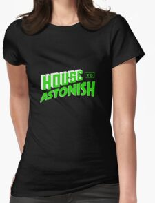 House to Astonish – Green logo T-Shirt