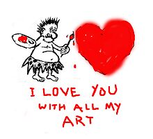 I Love You Valentine by Paul Chambers