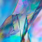 Abstract Electric Blue 1 by MartinWilliams