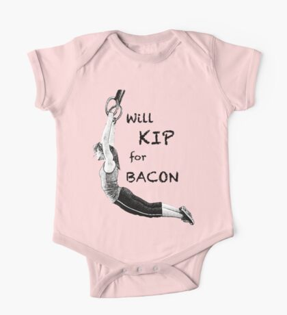 Will KIP for BACON One Piece - Short Sleeve