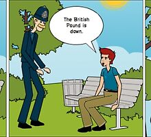 binary options news comic pound is down by Binary-Options