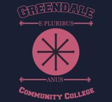 Greendale Community College E Pluribus Anus by Kris Barton